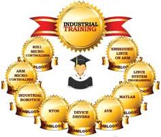 Embedded Industrial Training