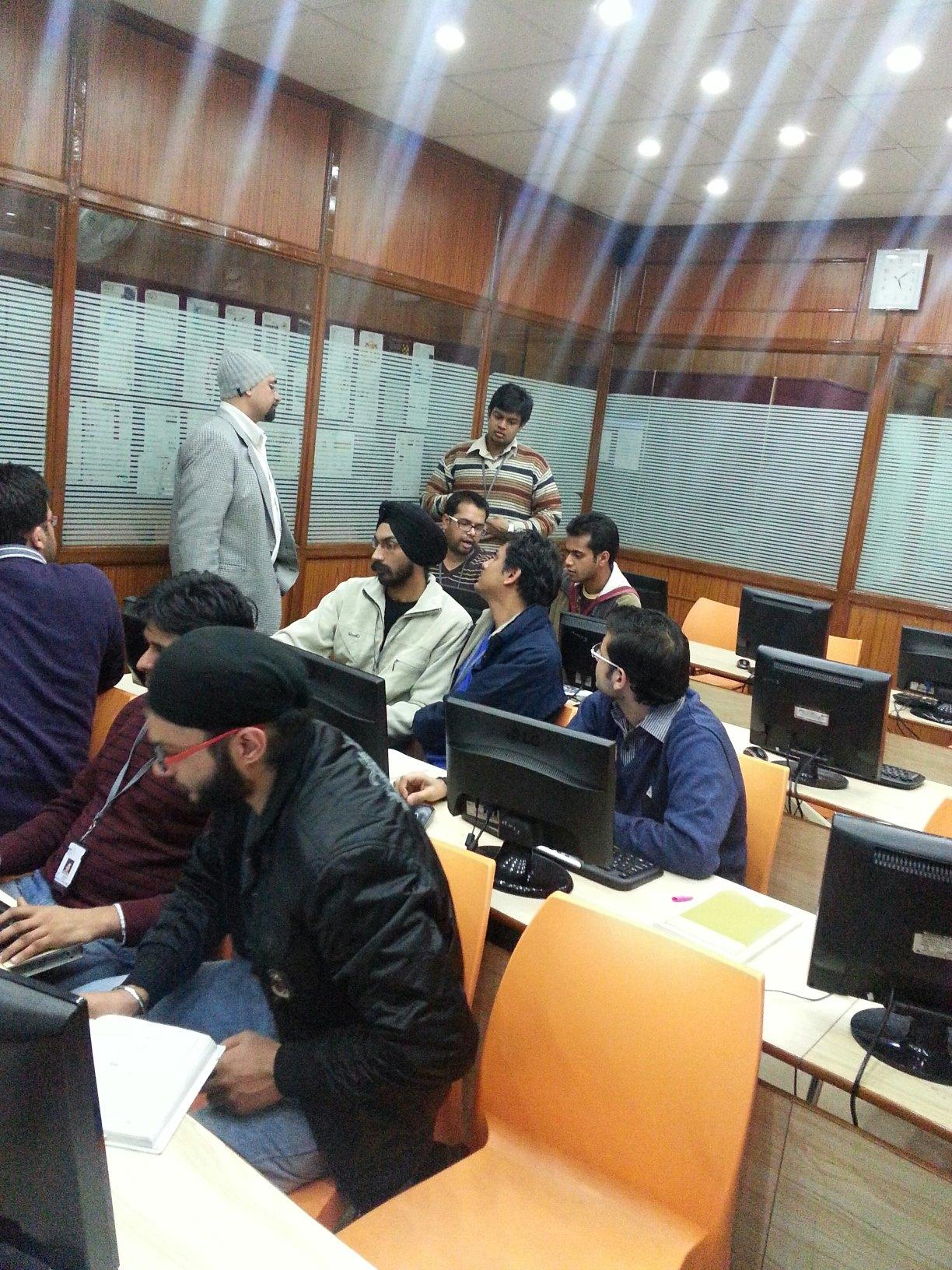 Dissertation consulting service training